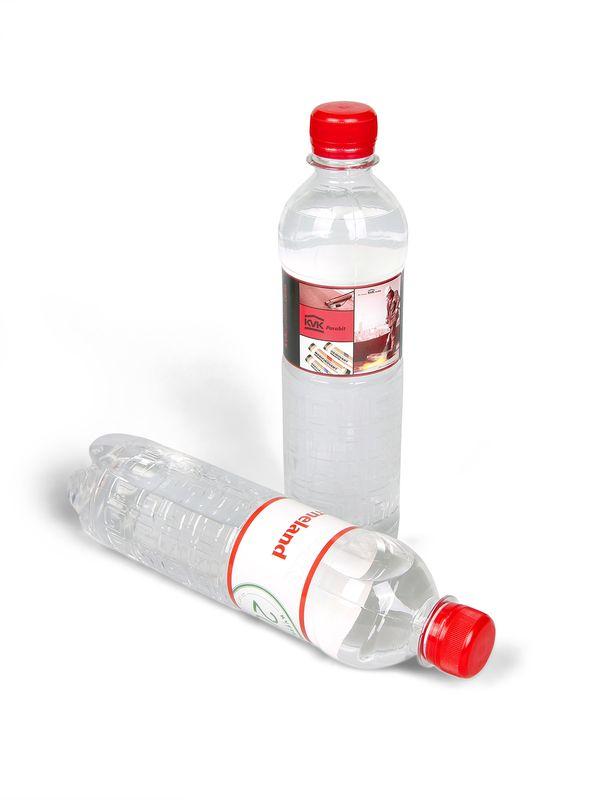 reklamní voda 0,5 l