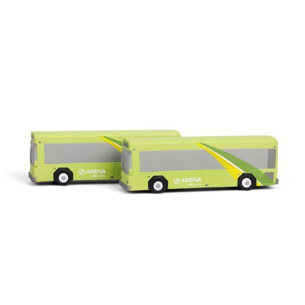 Antistresové autobusy arriva