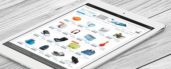 Online objednávkový systém reklamních předmětů