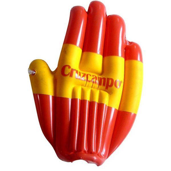 Reklamní nafukovací ruce