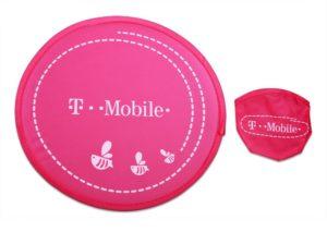 Reklamní frisbee t-mobile