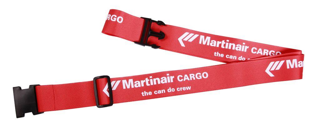 Polyesterový lanyard Cargo