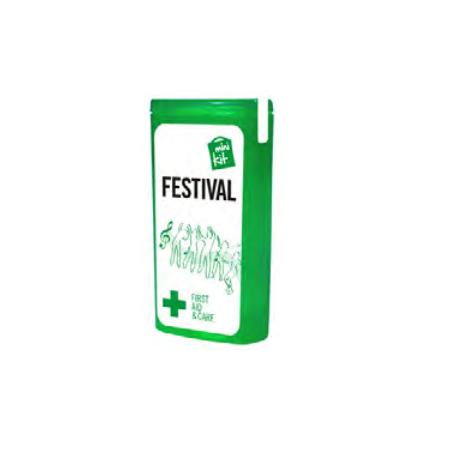 Mini lékárničky na festival