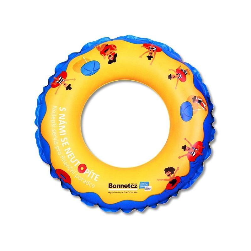 Reklamní nafukovací kruhy