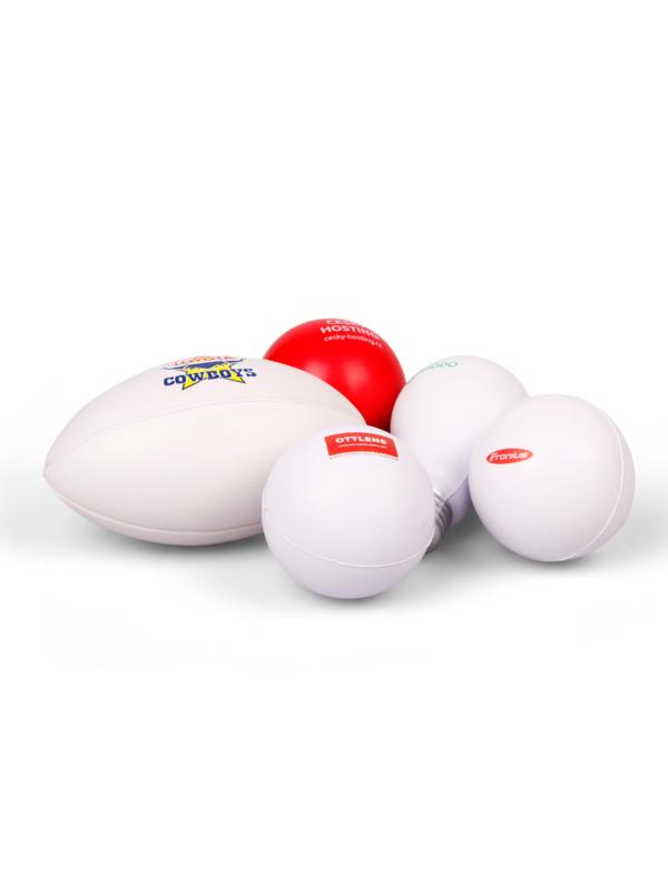Reklamní antistresové míčky - skupinka