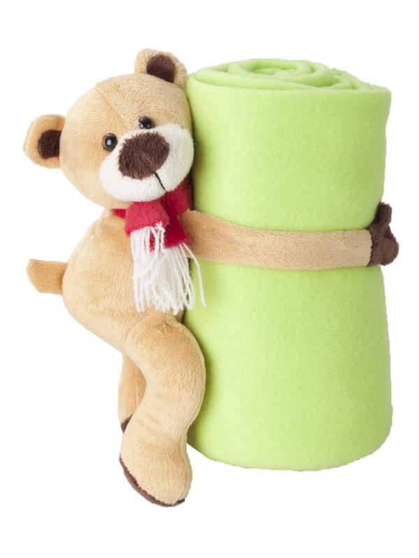 Reklamní deka - dětská opička