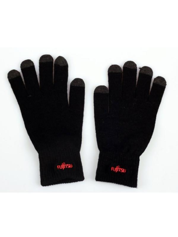 Reklamní dotykové rukavice - Fujitsu