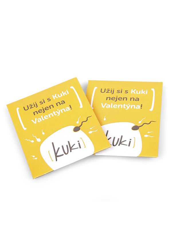 Reklamní kondomy ve vlastním designu