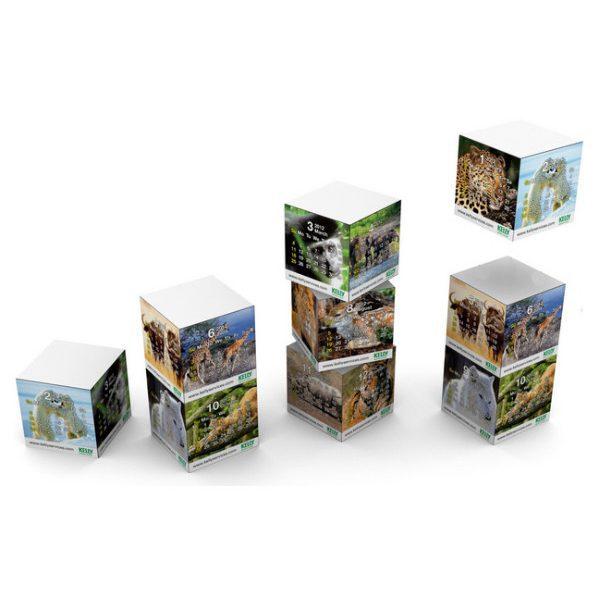 Magnetické reklamní kostky - kalendáře