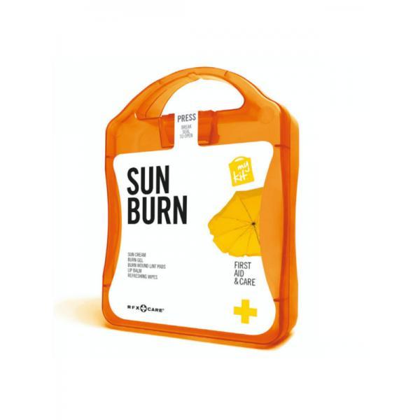 Reklamní lékárničky ve vlastním designu - na popáleniny