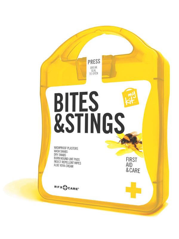 Reklamní lékárničky ve vlastním designu - na poštípání od hmyzu