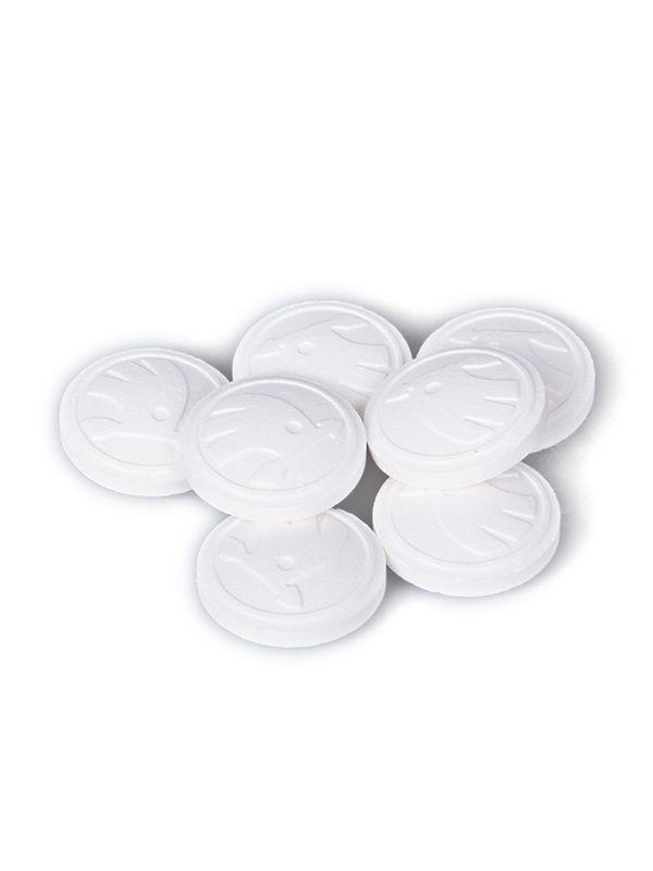 Reklamní mentolové bonbony ve vlastním tvaru - Škoda