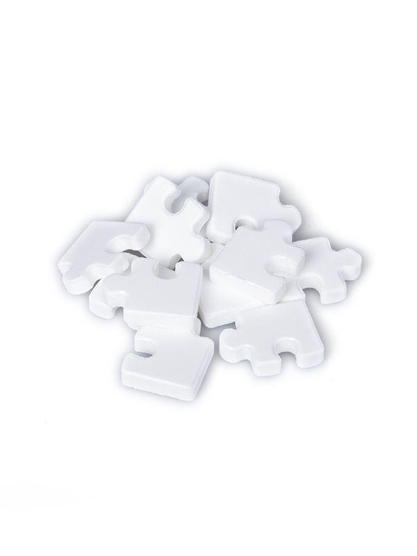 Reklamní mentolové bonbony ve vlastním tvaru - puzzle