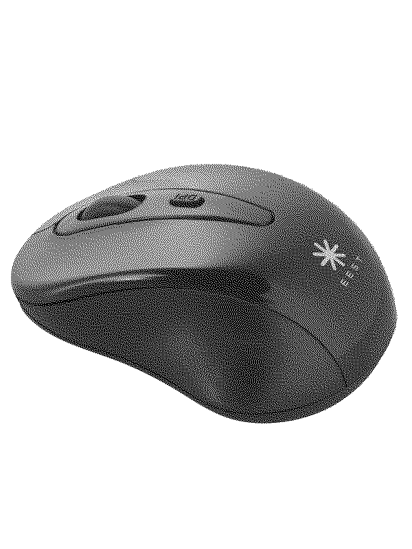Optická reklamní myš s potiskem