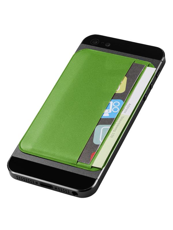 Reklamní peněženka na telefon