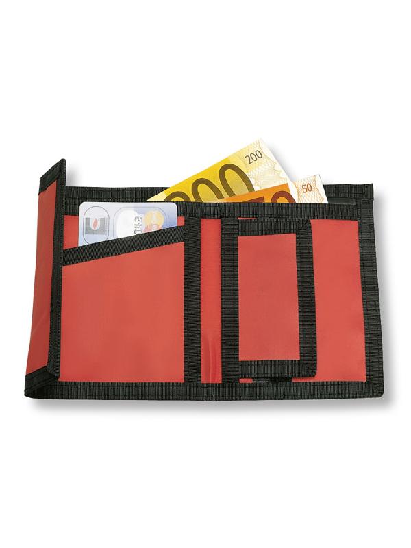 Reklamní peněženka textilní