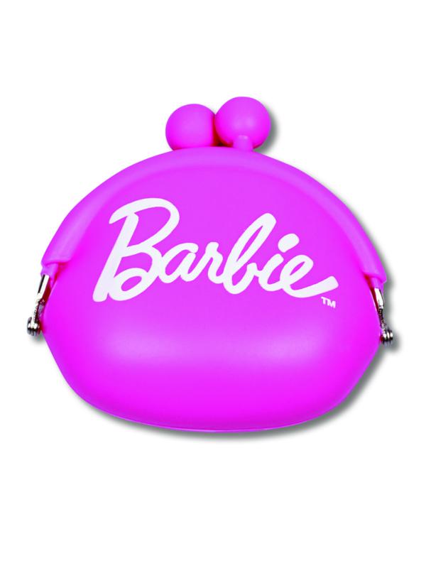Reklamní silikonové peněženky s potiskem Barbie