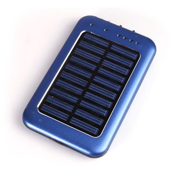 Reklamní solární nabíječky