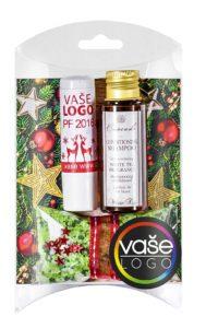 reklamní vánoční set kosmetiky