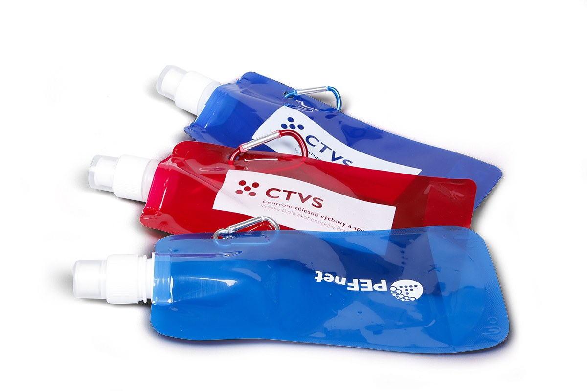 Skládaci lahve skupinka Ctvs Pef