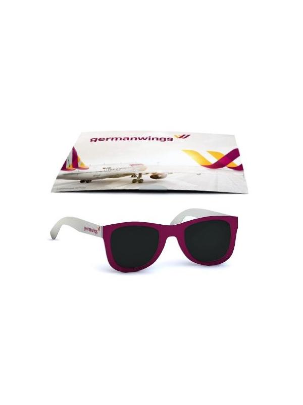 Reklamní sluneční skládací brýle