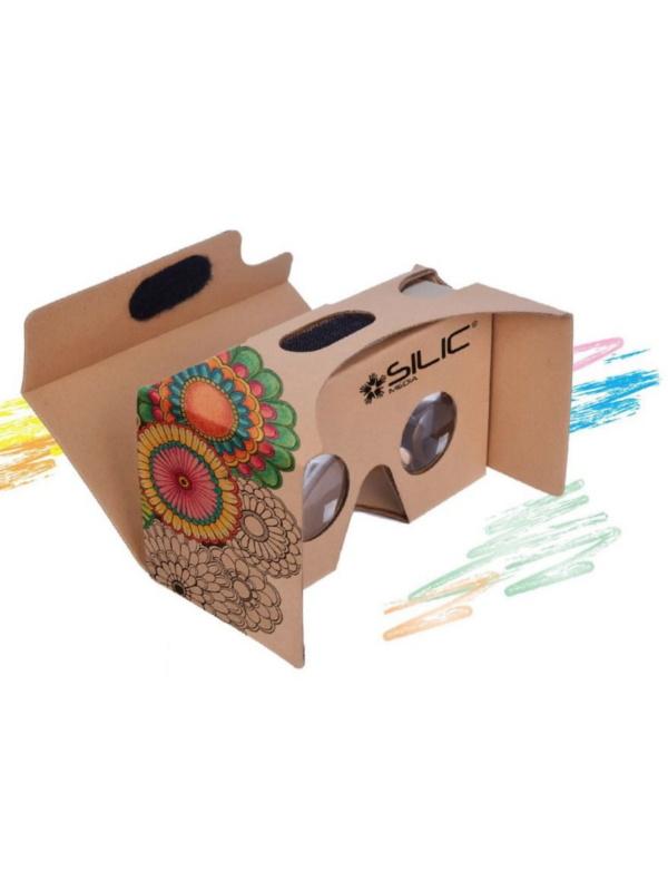 Reklamní virtuální 3D brýle