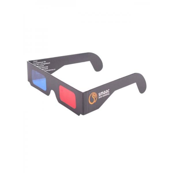 Reklamní papírové 3D brýle