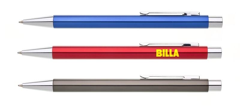 Reklamní propiska Billa