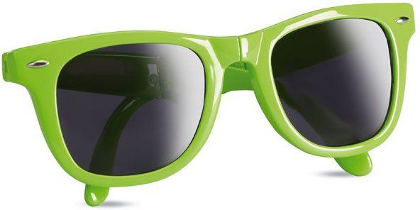 Reklamní skládací sluneční brýle