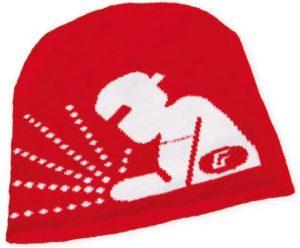 Reklamní tkaná čepice