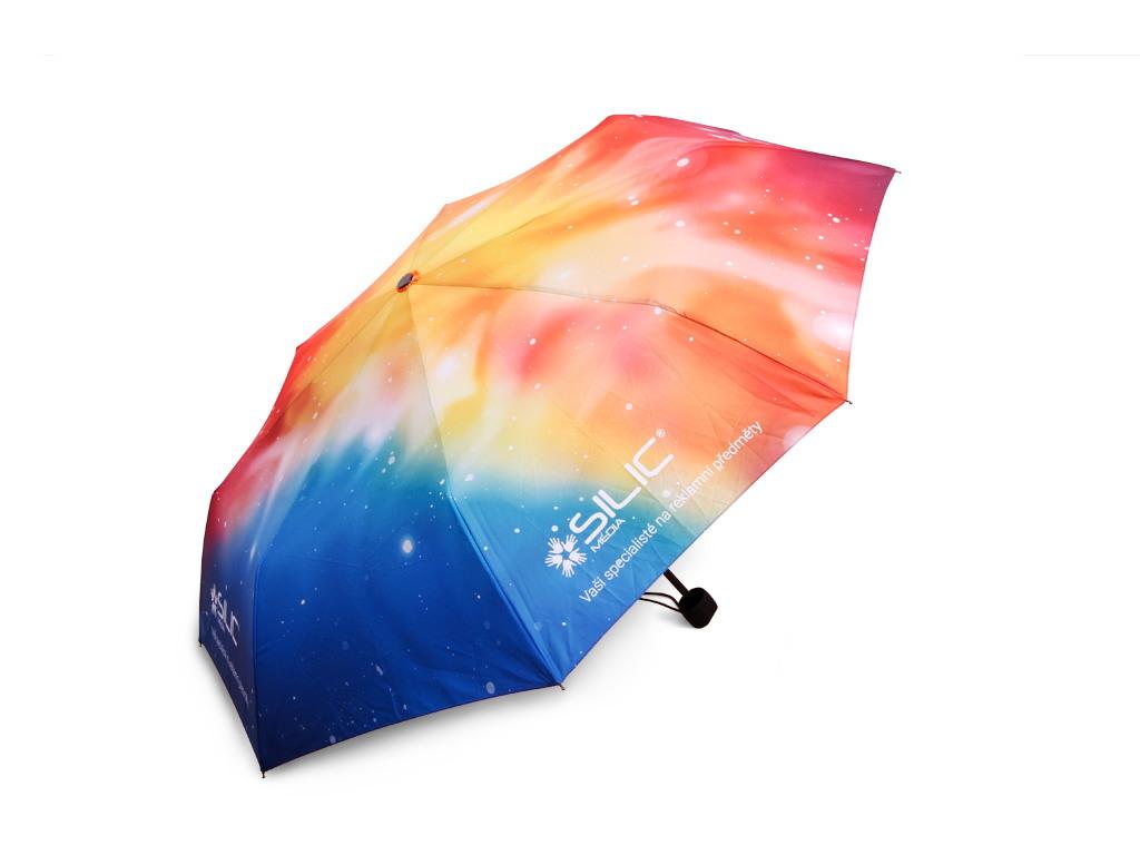 Reklamní deštník Silic Média