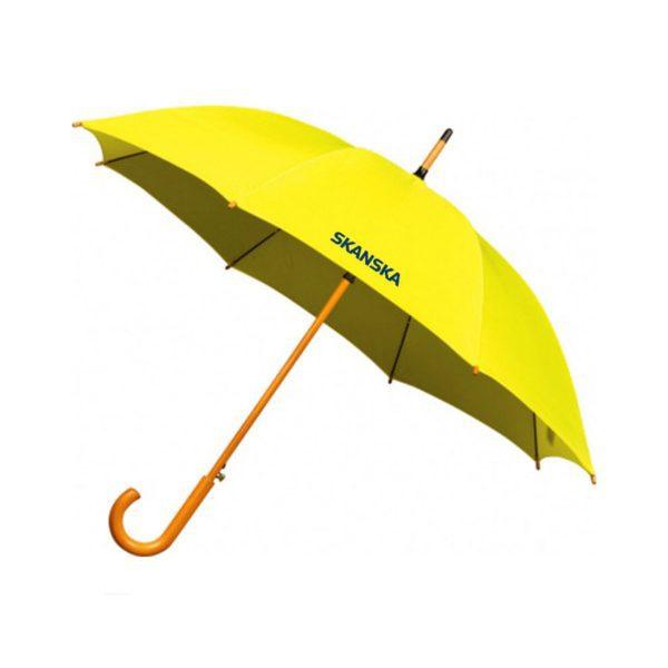 Reklamní deštník SKANSKA