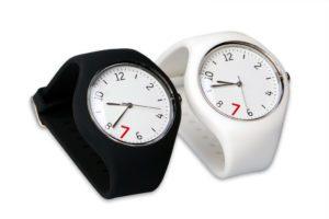 Reklamní silikonové hodinky skladem