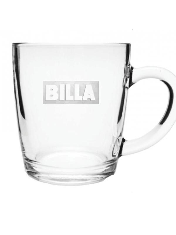 reklamní hrnek billa