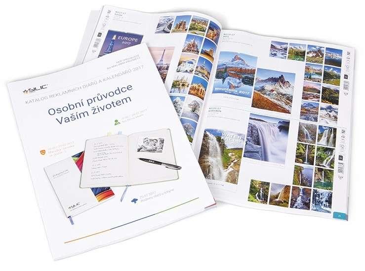 Katalog diáře a kalendáře
