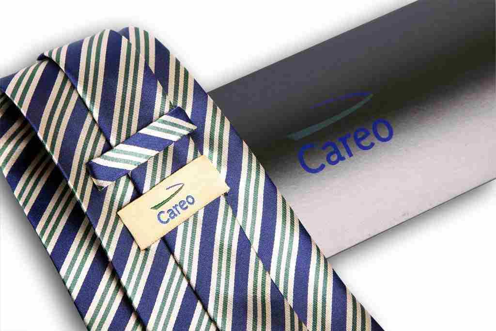 reklamní kravaty careo