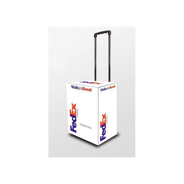 Kufřík na veletrhy FedEx