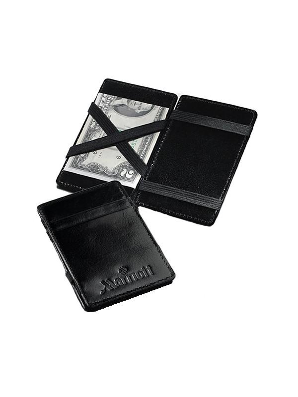 Reklamní magická peněženka marriot