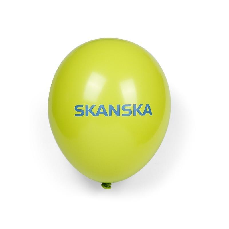 Reklamní nafukovací balonek