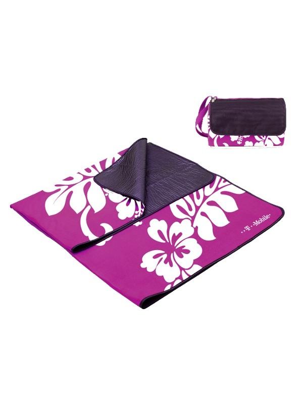 reklamní pikniková deka t-mobile