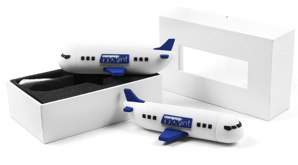Powerbanka letadlo