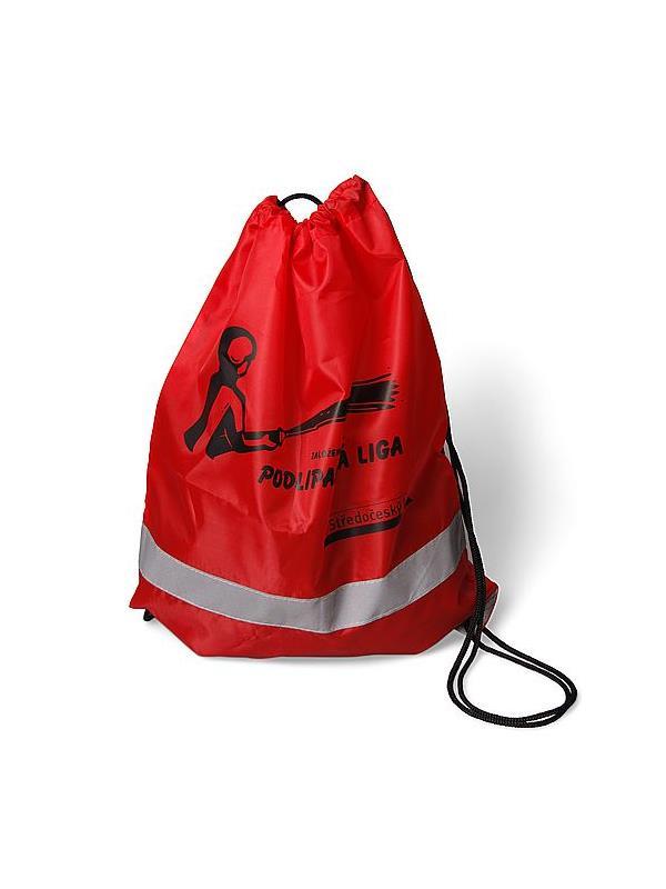 Reklamní reflexní batůžek s potiskem