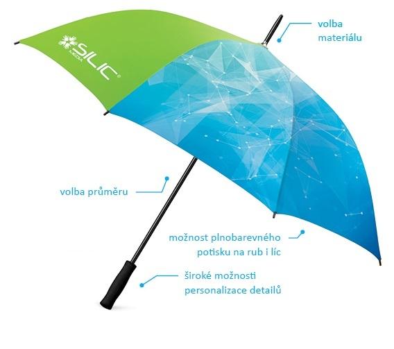 Reklamní deštníky