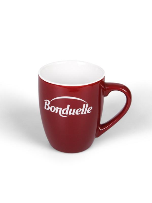 Reklamní hrníček potisk Bonduelle