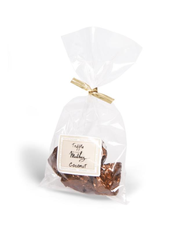 Reklamní balení čokoládových lanýžů