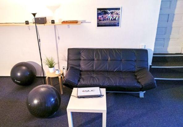 Relax zóna - kancelář Praha