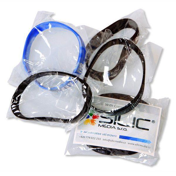 Repelentní silikonové náramky