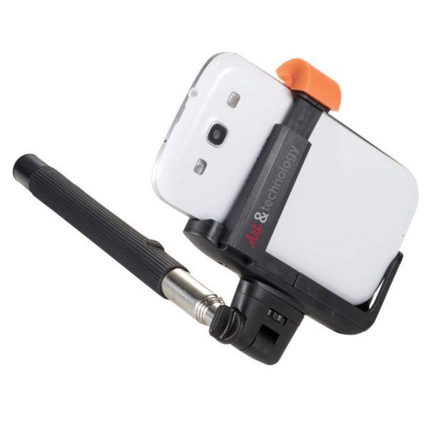 Reklamní selfie tyč