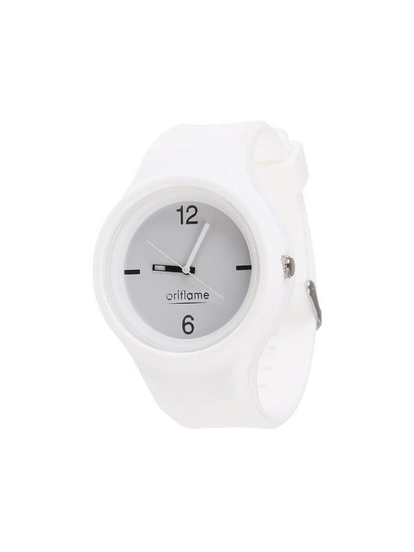 Reklamní silikonové hodinky Oriflame