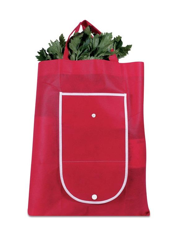 Reklamní tašky z netkané textilie - skládací
